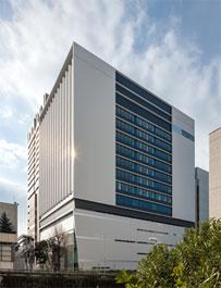 国立がん研究センター 新研究棟...