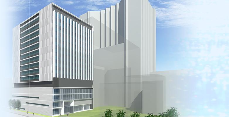 新研究棟建設事業について | 国...
